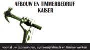Afbouw- en Timmerbedrijf Kaiser